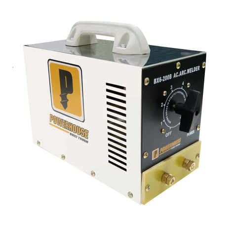 Powerhouse BX6 Stainless Body 200A Welding Machine - goldapextools