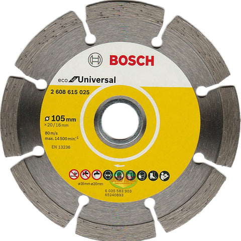 "Bosch Diamond Disc 4"" ECO for Universal - goldapextools"