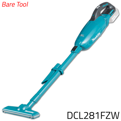 Makita DCL281FZW 18V Cordless Brushless Cleaner (LXT Sertes) [Bare Tool]