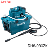 Makita DHW080ZK 36V Cordless High Pressure Washer (LXT Series) [Bare Tool]