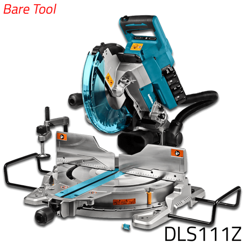 Makita DLS111Z 36V Cordless Slide Compound Miter Saw  (LXT Series) [Bare Tool]