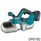 Makita DPB182Z 18V Cordless Band Saw (LXT Series) [Bare Tool]