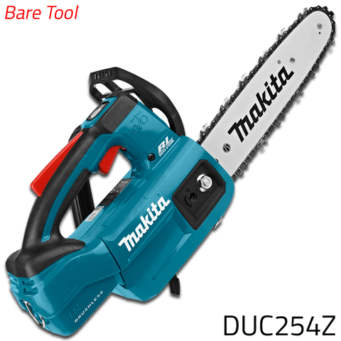 "Makita DUC254Z 18V Cordless Brushless Chainsaw 10"" (LXT-Series) [Bare Tool]"