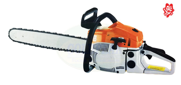 69 Chain Jigsaw: J.C.Kawasaki MC5800 Chainsaw 22""