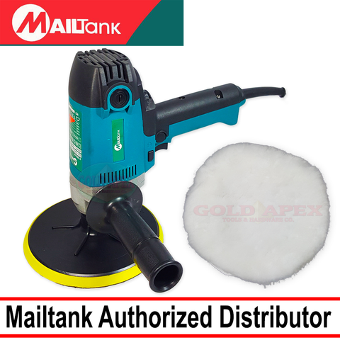 Mailtank SH-16 Vertical Polisher / Buffing Machine
