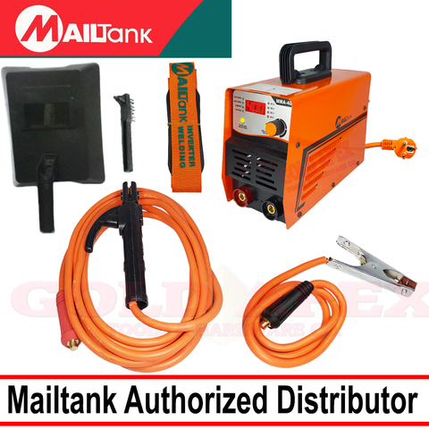 Mailtank SH102 MMA-405 Inverter Welding Machine