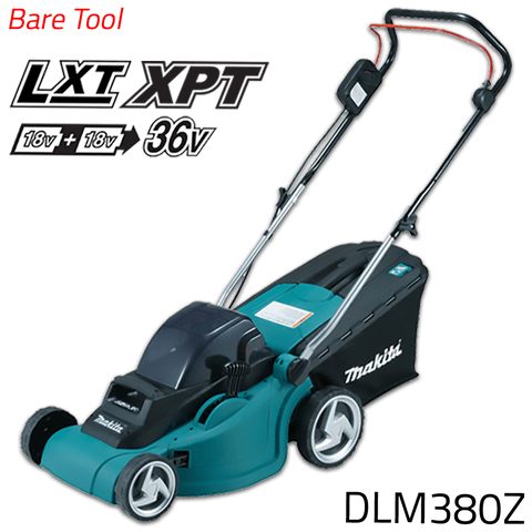 Makita DLM380Z 36V Cordless Lawn Mower (LXT-Series) [Bare Tool]
