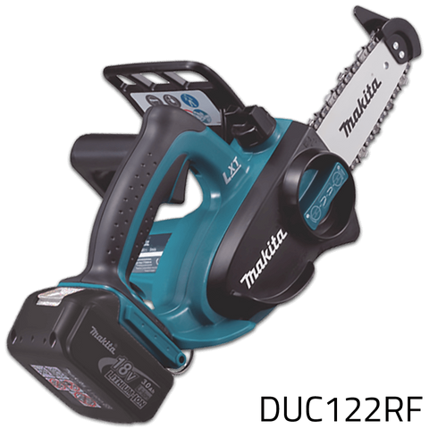 Makita DUC122RF 18V Cordless Chainsaw (LXT-Series)