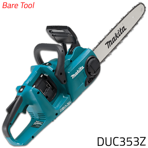 "Makita DUC353Z 18V Cordless Chainsaw 14"" (LXT-Series) [Bare Tool]"