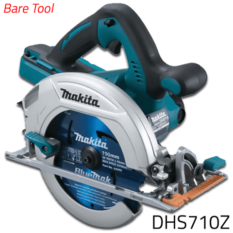 Makita DHS710Z 36V Cordless Circular Saw (LXT-Series) [Bare Tool]