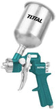 Total TAT10401 Gravity Type Spray Gun (400cc)