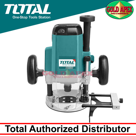 Total TR11122 Plunge Router (Variable Speed)