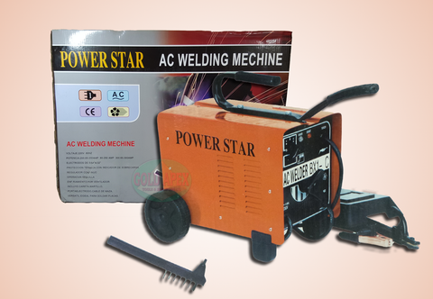 Powerstar Jr. 300A Welding Machine - goldapextools