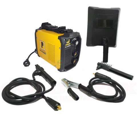 Powerhouse DC Inverter Welding Machine MMA 200A - goldapextools