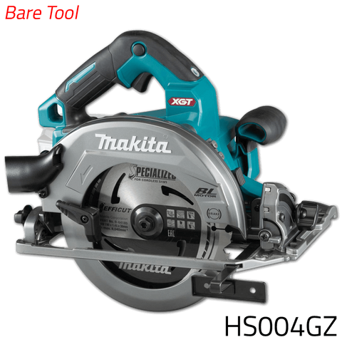 Makita HS004GZ 40V Cordless Brushless Circular (XGT Series) [Bare Tool]