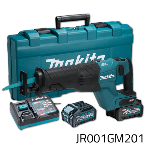 Makita JR001GM201 40V Cordless Brushless Recipro Saw (XGT Series)