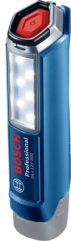 Bosch GLI 120 Cordless Led Torch Flashlight (Bare) - goldapextools
