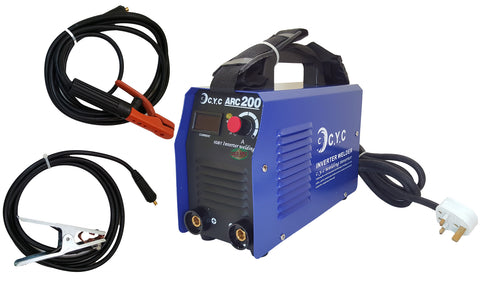 CYC ARC200A DC Inverter Welding Machine - goldapextools
