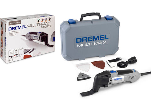 Dremel Multi Max MM20 Oscillating Tool - goldapextools