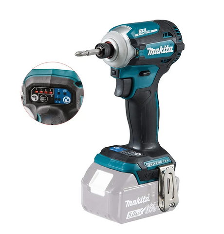 Makita DTD171Z 18V Cordless Brushless Impact Driver (LXT-Series) [Bare Tool]