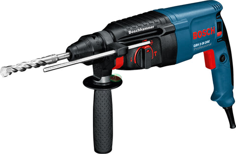 Bosch GBH 2-26 DRE Rotary Hammer (3 Modes) - goldapextools