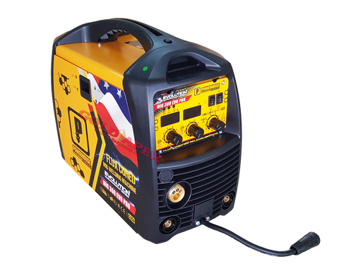 Powerhouse MIG 300 EVO PRO 3in1 (MIG-TIG-ARC) DC Inverter Welding Machine