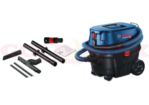 Bosch GAS 12-25PS Vacuum Cleaner - goldapextools