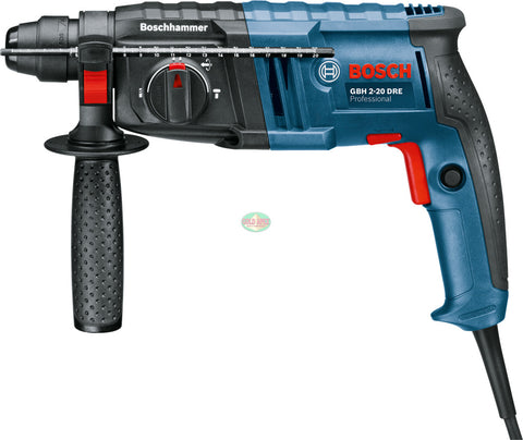 Bosch GBH 2-20 DRE Rotary Hammer (3-Modes) - goldapextools
