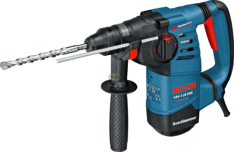 Bosch GBH 3-28 DRE Rotary Hammer (3-Modes) - goldapextools