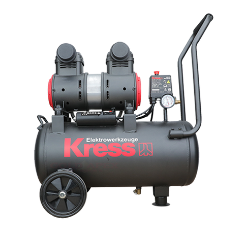 Kress KP130P 2HP Oil-less / Noise-less High Speed Air Compressor (2 Horse Power)