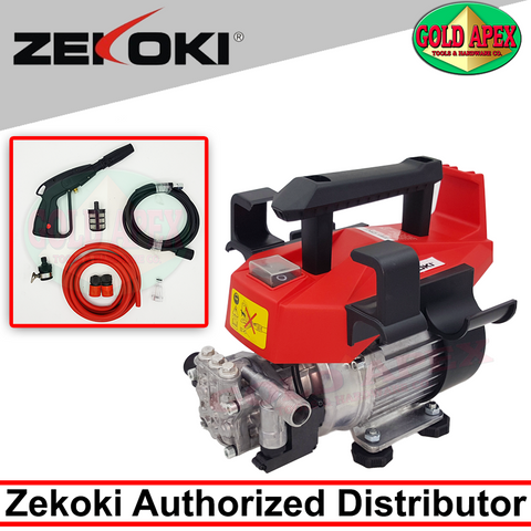 Zekoki ZKK-1600PW Portable High Pressure Washer
