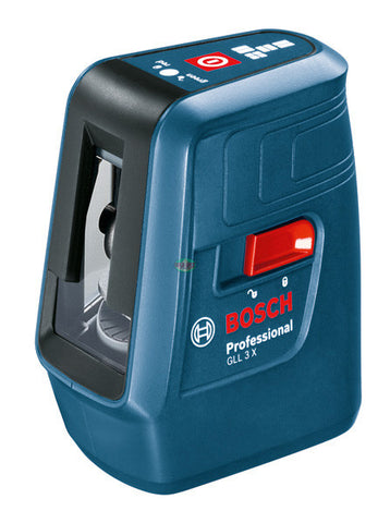 Bosch GLL 3X Compact 3-line Laser - goldapextools