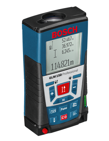 Bosch GLM 150 Laser Distance Measurer (150 Meters) - goldapextools