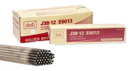 Golden Bridge (J38-12 E6013) Welding Rod