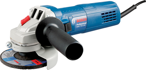 Bosch GWS 750 Angle Grinder - goldapextools