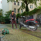Bosch EasyAquatak 100 Portable High Pressure Washer (w/ Long Lance)