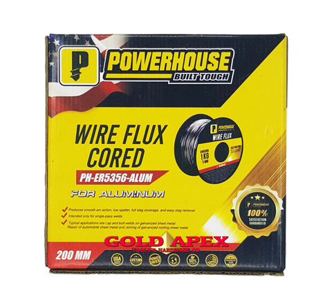Powerhouse Fluxcored MIG Welding Wire (PH-ER5356-ALUM) 1Kg