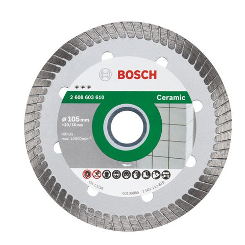 "Bosch Diamond Disc 4"" for Tiles - goldapextools"