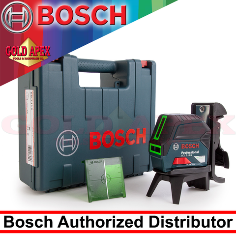 Bosch GCL 2-15 G Combi Laser with Plumb Points