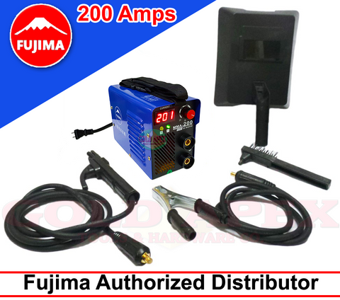 Fujima MMA 200A Inverter Welding Machine - goldapextools