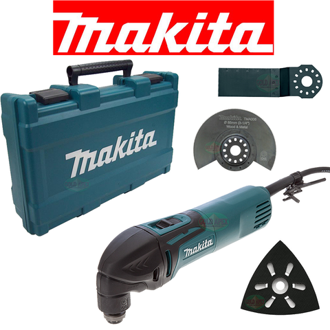 Makita TM3000CX1  Multi / Oscillating Tool - goldapextools