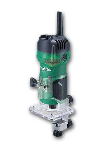 Makita M3700M Palm Router / Trimmer - goldapextools