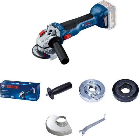 Bosch GWS 18 V-10 Cordless Brushless Angle Grinder (Bare Tool)