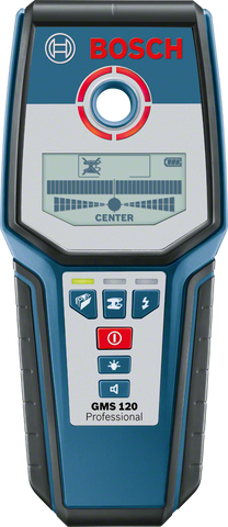 Bosch GMS 120 Multi Material Detector / Wall Scanner - goldapextools