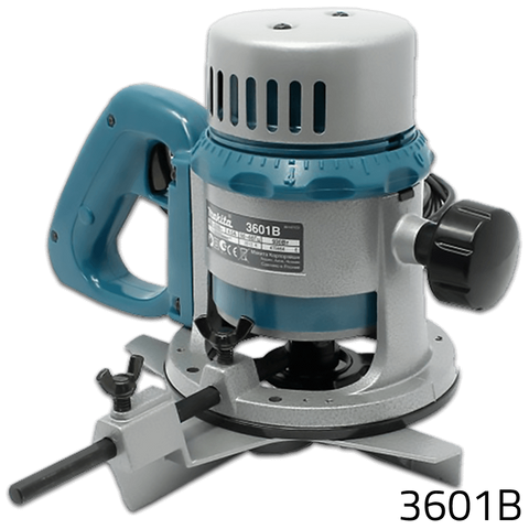 Makita 3601B D-Shape Router