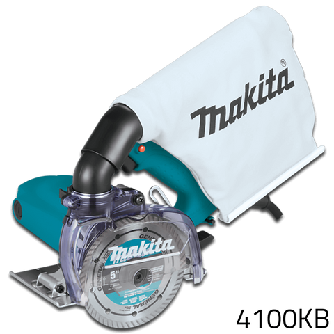 Makita 4100KB Dustless Concrete Cutter