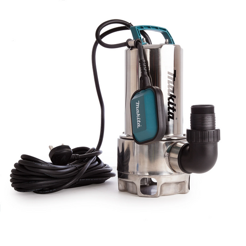 Makita PF1110 Stainless Submersible Pump (Dirty Water)