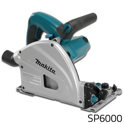 Makita SP6000 Plunge Cut Circular Saw / Tracksaw