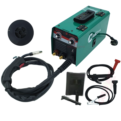 Mailtank SH-197 MIG/MMA 250 Flux Cored DC Inverter Welding Machine (Fluxcored)  2-in-1