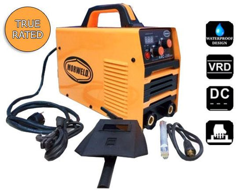 Morweld ARC-200 DC Inverter Welding Machine (Waterproof)